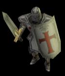 Templar Knight (LLE)