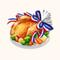 Cooked Turkey (TMR)