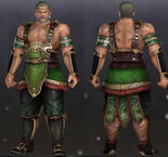 Costume Set 11 - Male (DW7E DLC)
