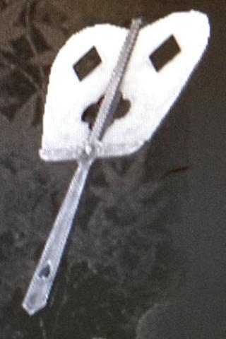 File:Silver-Leaf War Fan (Kessen III).png