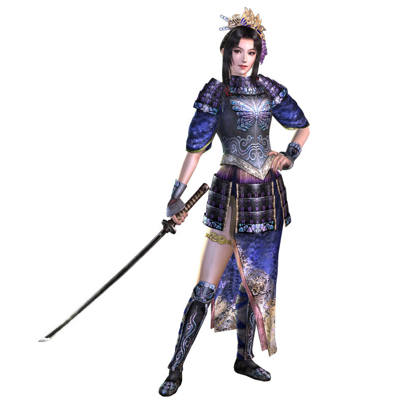 Warriors Orochi 4 How To Change Characters: Image - Kicho-kessenIII.jpg
