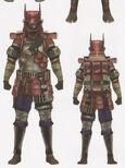 Fire Ninja Concept (SW4)