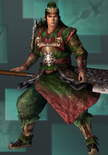 DW5 Guan Ping Alternate Outfit