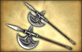 2-Star Weapon - Heavy Twin Axes