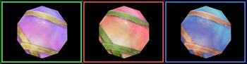 DW Strikeforce - Crystal Orb 3