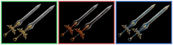 DW Strikeforce - Twin Swords 4