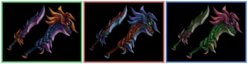 DW Strikeforce - Twin Daos 10