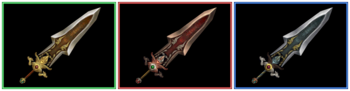 DW Strikeforce - Great Sword 8