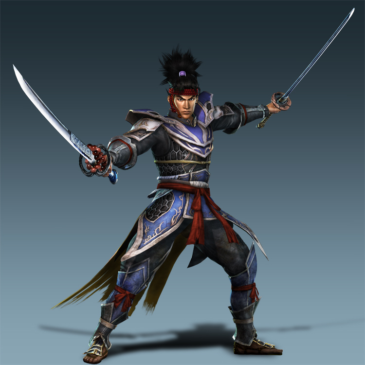 Warriors Orochi 3 Ultimate Equip Items: Image - Musashi-wo3-dlc-sp.jpg