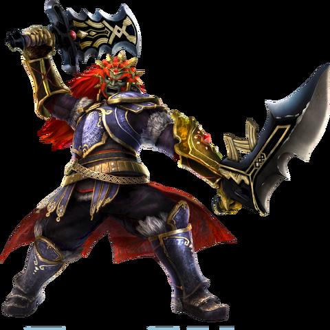 File:Ganondorf Great Sword - HW.png