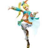 Lana Alternate Costume 2 (HWL DLC)
