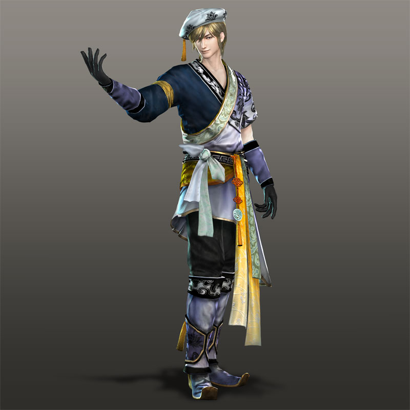 Warriors Orochi 3 Ultimate Equip Items: Image - GuoJia-DW7XL-DLC-Fantasy Costume.jpg