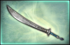 Podao - 2nd Weapon (DW8)