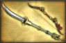 2-Star Weapon - White Dragon Naginata