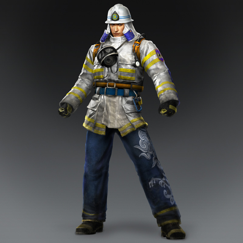 Warriors Orochi 3 Ultimate All Dlc Costumes: Image - Xu Huang Job Costume (DW8 DLC).jpg