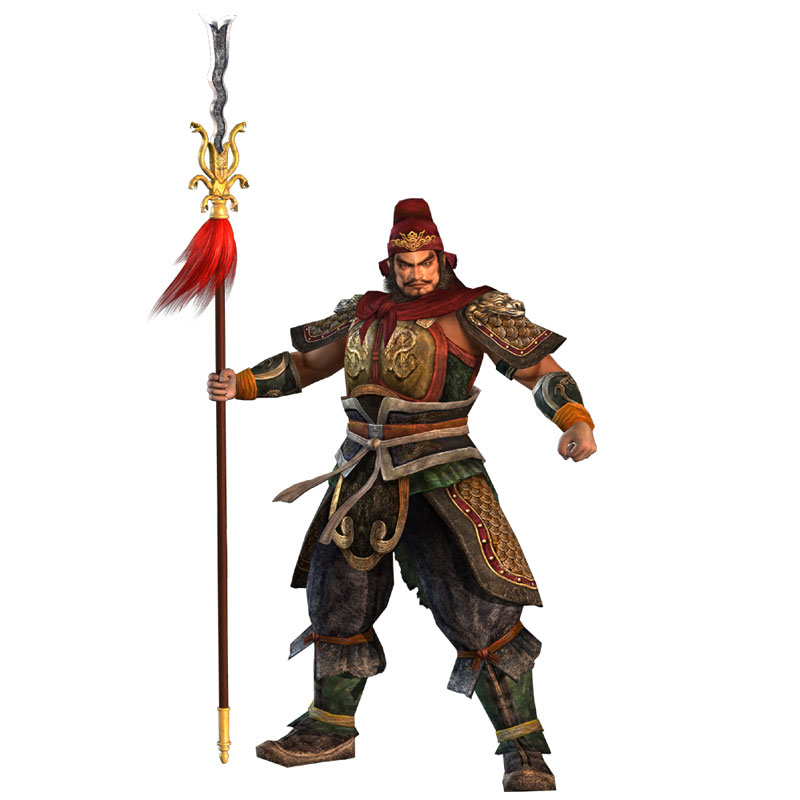 current  1435  April 8  2009  Zhang Fei Dynasty Warriors 8