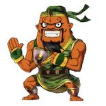 Captain Bully Guan Yu (YKROTK)