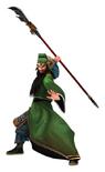 Guan Yu Render (CR - ROTK)