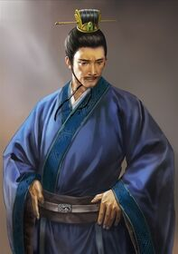 ROTK12 Yi Shang