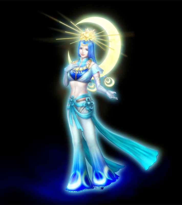 Warriors Orochi 3 Ultimate All Dlc Costumes: Image - CaiWenji-StrikeforceCostume-DLC-WO3.jpg