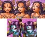 Sykapsara-portraits