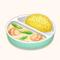 White Curry Set (TMR)