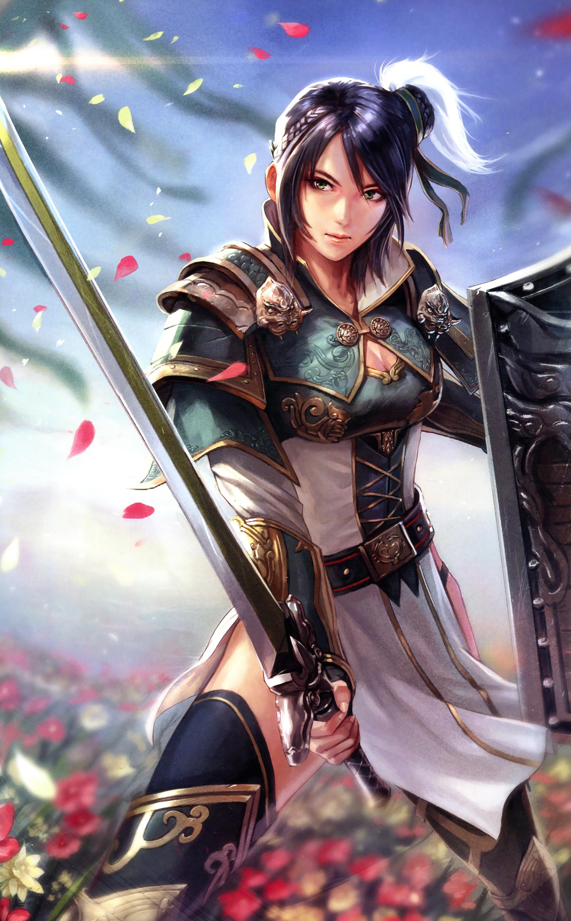 Xingcai koei wiki fandom powered by wikia - Anime female warrior ...