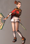 DW5 Xiao Qiao Alternate Outfit