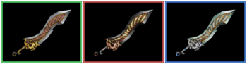 DW Strikeforce - Sword 14