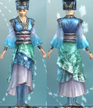DW6E Female Outfit