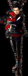 Levi Costume 3 (AOT DLC)