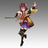 Sophie Neuenmuller Bonus Costume (MS DLC)