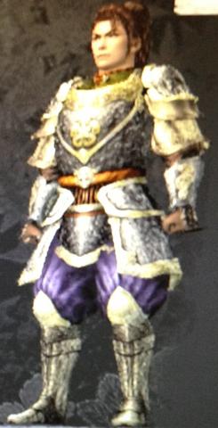 File:Daimyo Armor (Kessen III).png