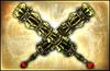 Twin Rods - DLC Weapon 2 (DW8)