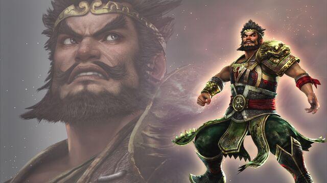 File:Zhang Fei Wallpaper (WO3 DLC).jpg