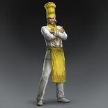 Yuan Shao Job Costume (DW8 DLC)