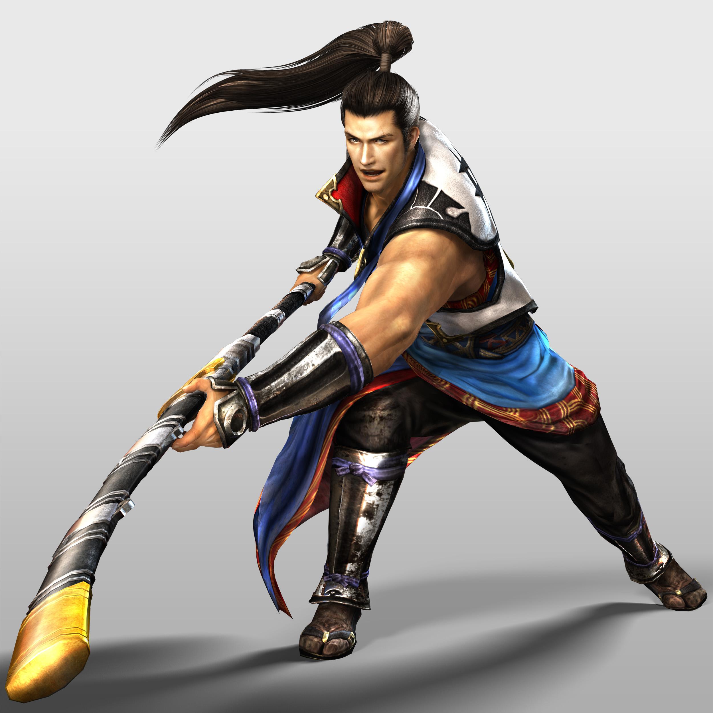 Warriors Orochi 4 Characters List: Image - Munenori-sw4.jpg