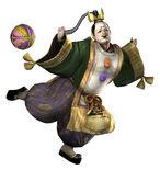 Yoshimoto Imagawa Samurai Warriors 3