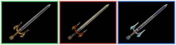 DW Strikeforce - Sword 6