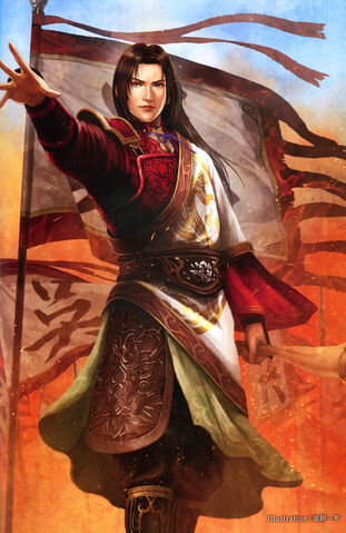 File:Zhou Yu 15th Anniversary Artwork (DWEKD).jpg