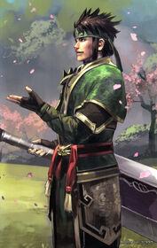 Guan Ping 15th Anniversary Artwork (DWEKD)