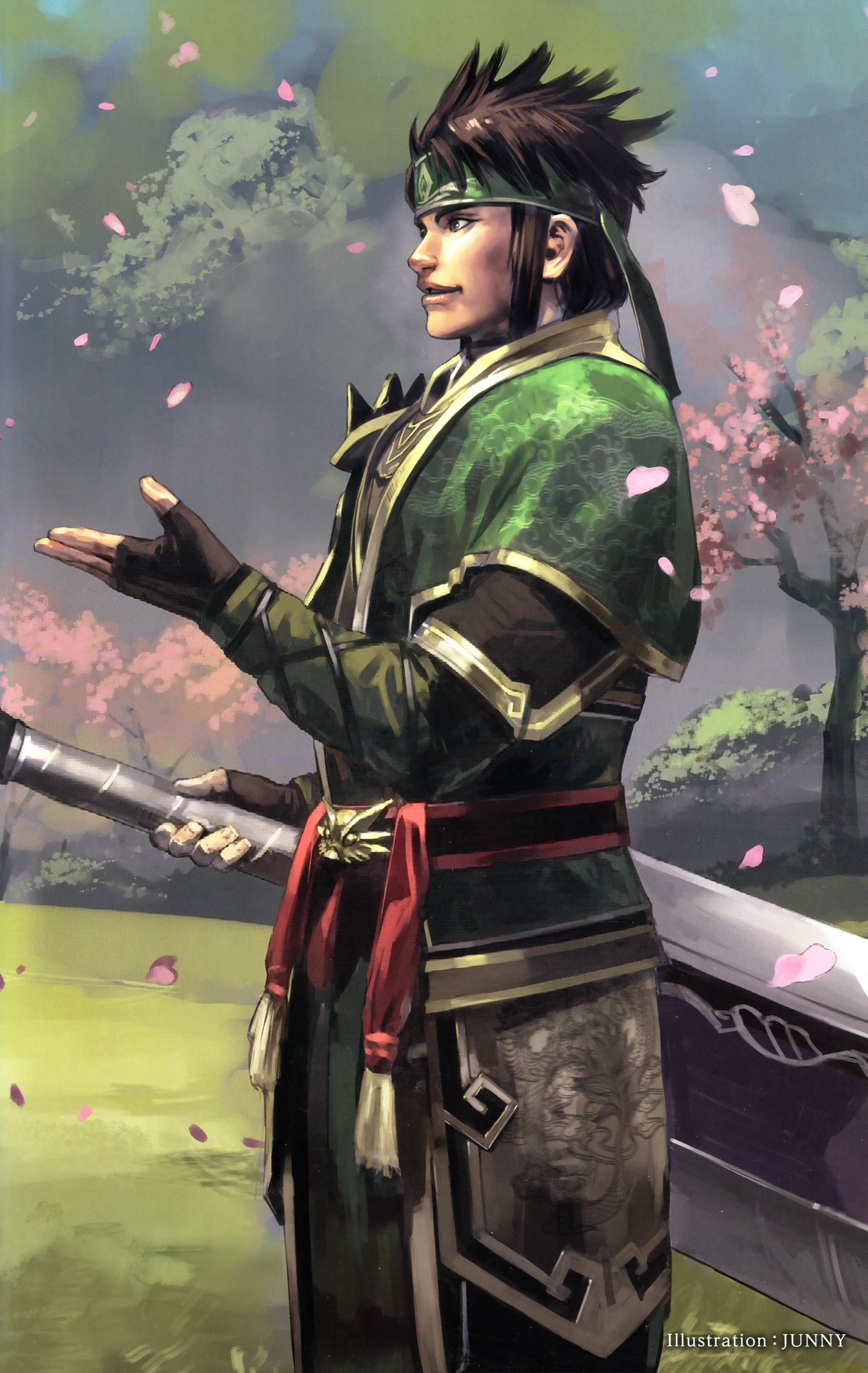 Guan Ping | Koei Wiki | FANDOM powered by Wikia