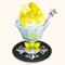 Date-themed Kakigori - Lemon (TMR)