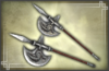 Twin Axes - 2nd Weapon (DW7)