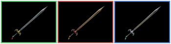 DW Strikeforce - Long Sword 3