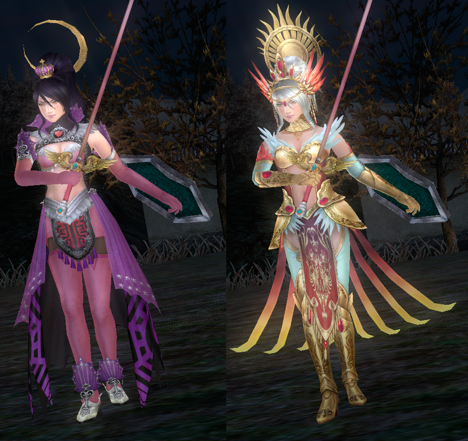 Warriors Orochi 3 Ultimate Gameplay: Image - Nuwa-altcostumeswoz.jpg