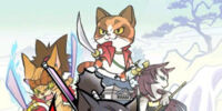 Samurai Cats