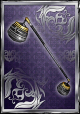 Dual-Headed Mace (DWB)