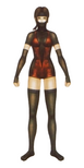 Female Ninja Concept (SW)