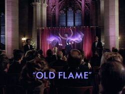 Old flame title